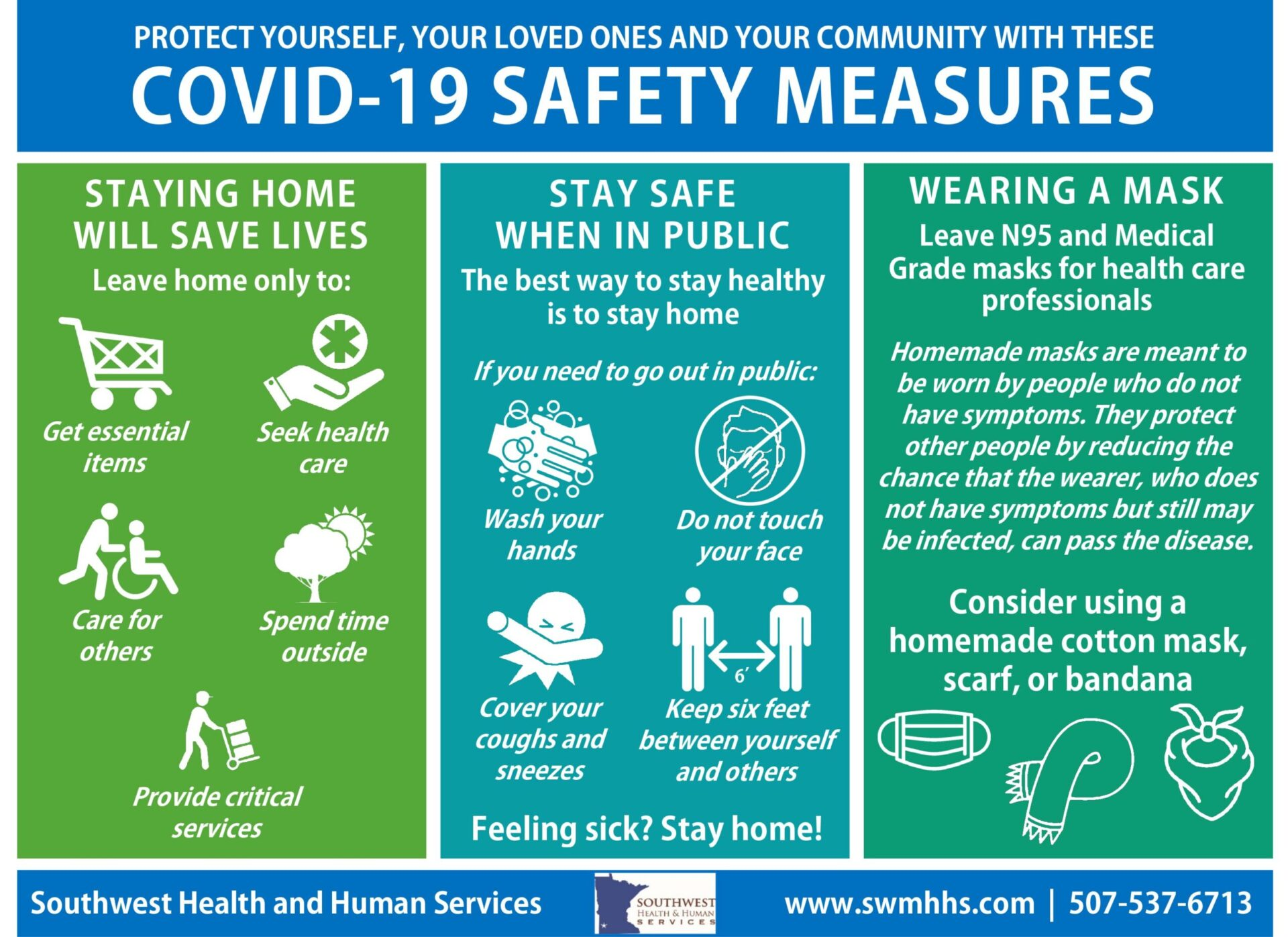 COVID Safety Measures